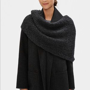 Eileen Fisher infinity scarf